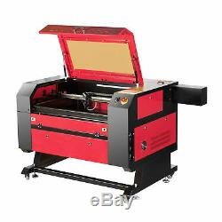 100W CO2 USB Laser Engraving 700x500mm Cutting Machine Engraver Cutter