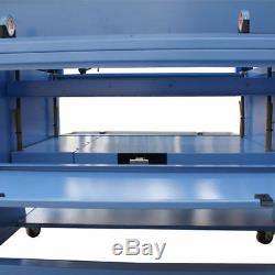 100W RECI CO2 Laser Cutting Engraving Machine 700mm x 500mm USB Red Dot Chiller
