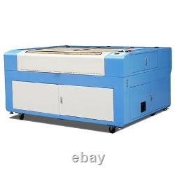 1600x1300 mm Reci W8 150W Co2 USB Laser Cutter Laser Cutting Engraving Machine
