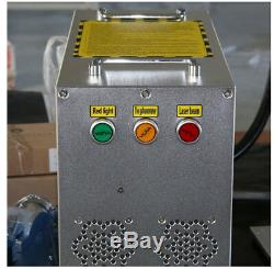 30w CO2 laser marking machine for non-metal plywood phone cover wood portable