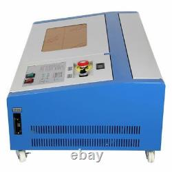 40W CO2 Laser Engraving & Cutting Machine 12 x 8 Laser Engraver with USB port