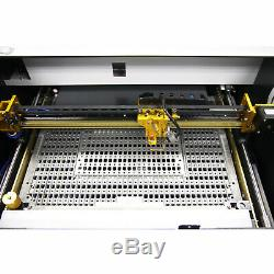 40W USB Co2 300x200mm Mini Desktop Laser Engraver Laser Engraving Machine DIY