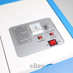 40w Laser Engraver Engraving Machine Cutter Woodworking Usb Port Factory Price