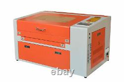 500X300mm 50W USB CO2 Laser Engraving Cutting Machine Laser Cutter WOODING