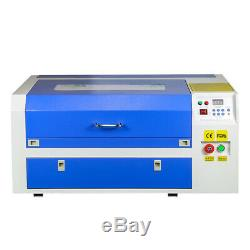 50W CO2 Laser Engraving Machine Engraver Cutter RED-DOT POSITIONING FUNCTION