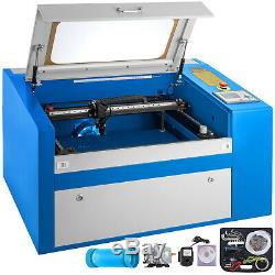 50W CO2 USB Port Laser Engraving Cutting Machine 2012 Engraver Cutter 110V