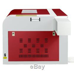 60W Laser Engraving Cutting Machine Pro USB Co2 Laser Engraver Cutter 24 x 16