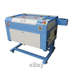 60W Laser USB Engraver Cutting Machine 500mm300mm With Free Gift Red Dot