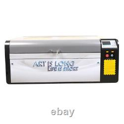 80W 1060S CO2 Laser Cutting Machine Laser Cutter Engraver RD Control US Stock