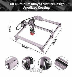 AtomStack A5 PRO MAX 40W Laser Engraving Cutting Machine Laser Cutter Engraver