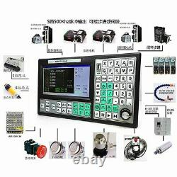 CNC 5axis Motion Controller Offline 7LCD Replace Mach3 USB for Laser Engraver