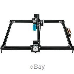 CNC Laser Engraver mini router Wood Milling Drill Carving Machine DIY 500MW