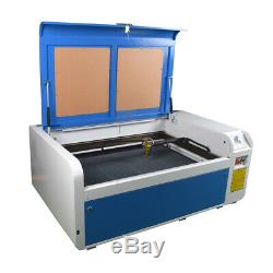 CO2 DSP1060 Cutting Laser Machine USB Auto-Focus Engraver&Upgrade Rotary Axis US