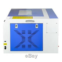 CO2 Laser Engraving Cutting Machine 300 x 500mm 50W Engraver Cutter USB Port