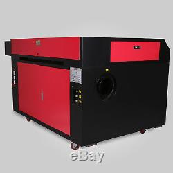CO2 Laser Engraving Engraver Machine 100w Usb Disk U-Flash Cutter 36x24 Size