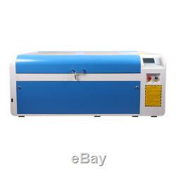 HL 100W Co2 Laser Cutting Machine Laser Cutter Engraver RD DSP System Red-dot