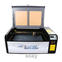HL-1060 80W Co2 USB Laser Cutting Engraver Machine Auto-Focus/ Linear Guide