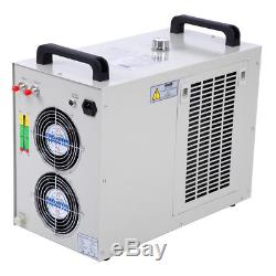 High Precise 80W CO2 USB Laser Cutter Engraving Cutting Machine with Water Chiller