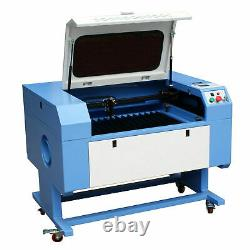 Hot! 50W Co2 Laser Engraving and Cutting Machine 500x300mm M500 Red-dot USB PORT