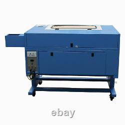Hot! 60W Co2 Laser Engraving Cutting Machine 700500mm X700 20x 28 For Plywood
