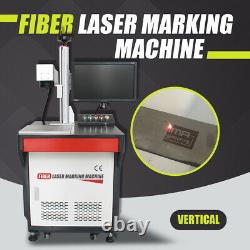 Industrial Grade 30W JPT Fiber Laser Engraving Machine, with 19''Computer and USB