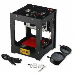 Laser Engraver Machine Printers 3D Wired Monochrome Used Mobile Printing Device