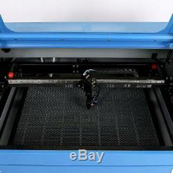 Laser Engraving Cutting Machine Pro USB 60W Co2 Laser Engraver Cutter 16 x 24