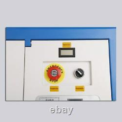 Laser Engraving Cutting Machine USB CO2 40w K40 Engraver Cutter 3020 For Wood
