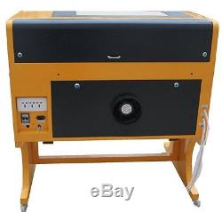 Linear guide CO2 60W 110/220V Laser Engraving Cutting Machine with USB port