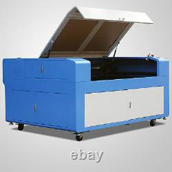 MOTORIZED Z 47'' x 35'' 80W CO2 LASER ENGRAVING and CUTTING MACHINE USB PORT