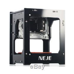 NEJE Profession Laser Engraver Bluetooth Printer USB Wood Plastic Leather Cutter