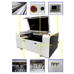 New! RECI 100W CO2 LASER ENGRAVING & CUTTING MACHINE Cost-effective USB PORT