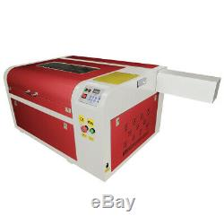 New USB Port 60W CO2 Laser Cutter Engraving Cutting Machine 600x400mm