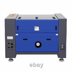 OMTech 30x16 70W CO2 laser Engraver Cutter Ruida with CW-5200 Water Chiller