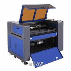 OMTech Ruida 30x16 70W CO2 laser Engraver Cutter with CW-5202 Water Chiller