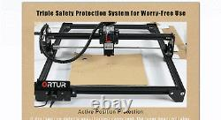 ORTUR Laser Master 2 7With15With20W Laser Engraving and Cutting Machine