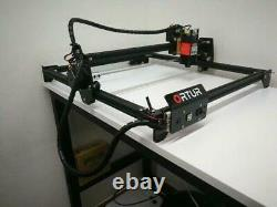 Ortur Laser Master 2 Engraving Machine For Wood Laser Head with Board USA STOCK