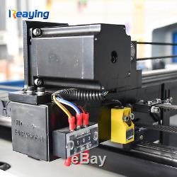 RECI 130W CO2 USB PORT Laser Engraving & Cutting Machine Red-dot Position New