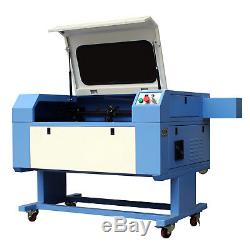 ReCi 100W Laser Tube CO2 USB LASER ENGRAVING CUTTING MACHINE + Rotary Axis
