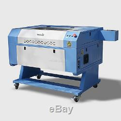 ReCi100W Laser Tube CO2 USB LASER ENGRAVING CUTTING MACHINE with Chiller CW-3000