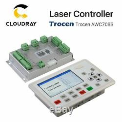 Trocen CO2 Laser Controller AWC708S DSP for K40 Engraver Cutter Replace Lihuiyu