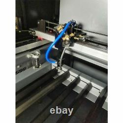 USA 100W Co2 Laser Cutter Engraver 20 x 28 with Open Door+USB+Lifting Worktable