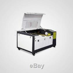 USB RUIDA 60W Laser Engraving and Cutting machine With Motorized Table 16''x24