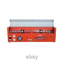USED 40W CO2 USB laser engraving and cutting machine good best software